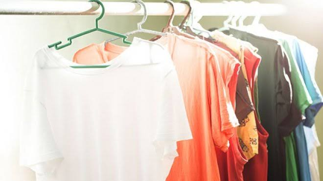 الحفاظ على الملابس من البهتان