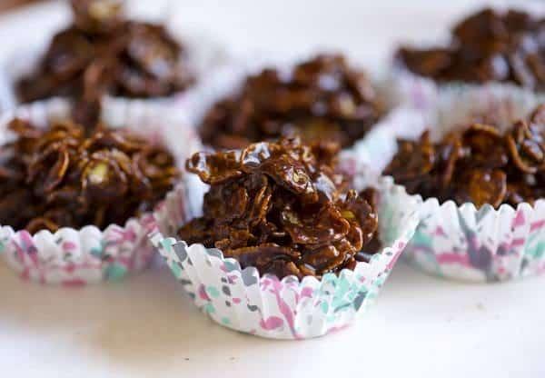 وصفات الشوكولاتة اللذيذة
