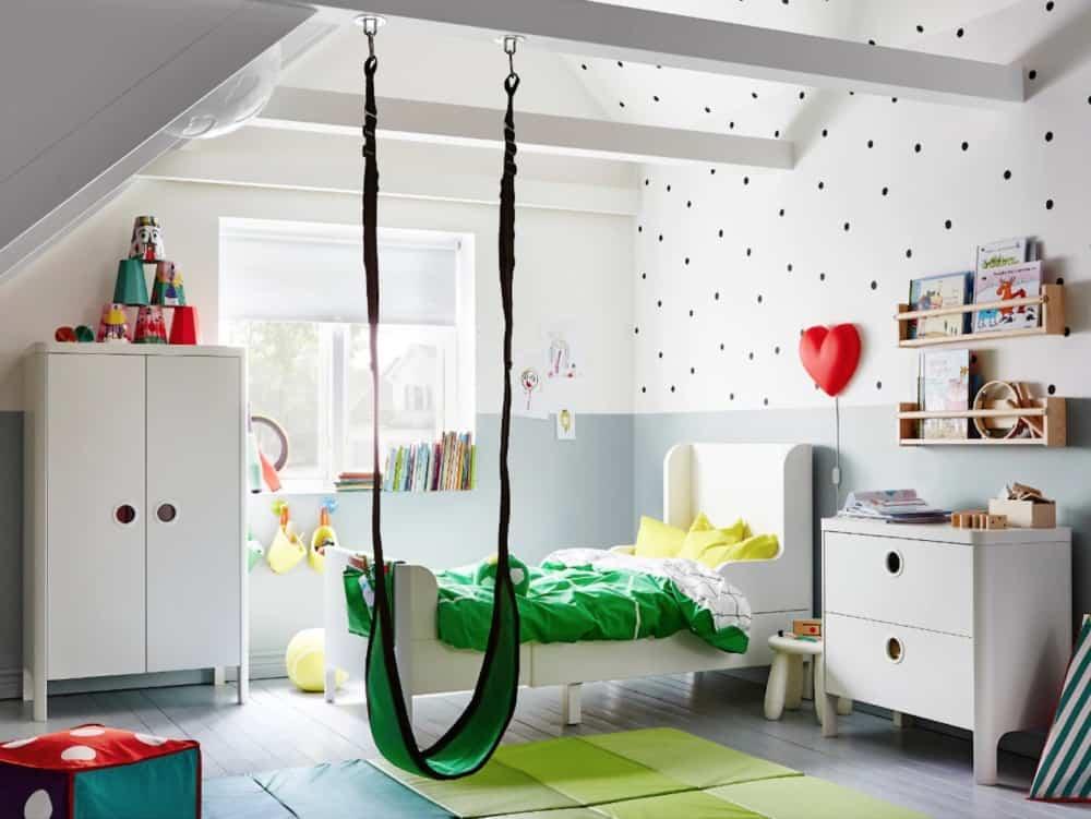 أحدث غرف نوم أطفال 2021
