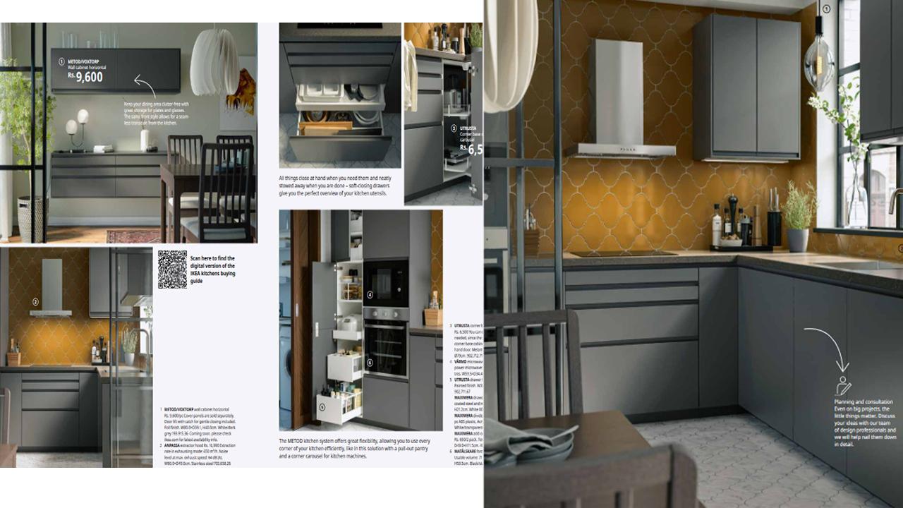 مطابخ ايكيا ikea kitchen 2021