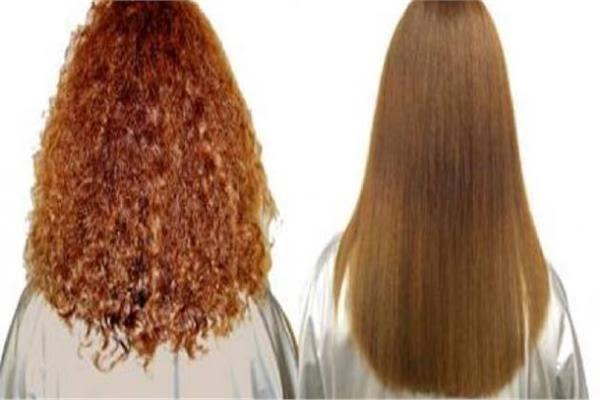 وصفات طبيعية لتنعيم الشعر
