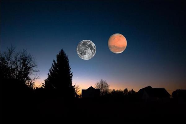 تقابل المريخ مع الأرض