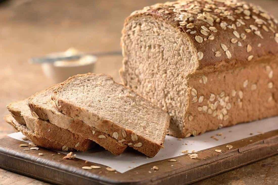 خبز الشوفان