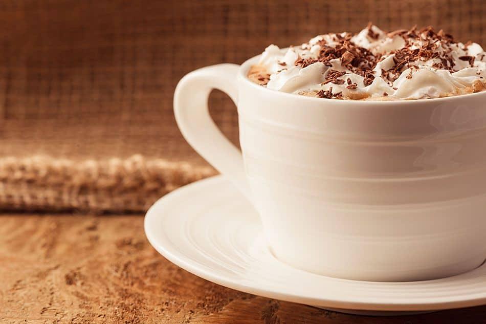 قهوة بالنكهات
