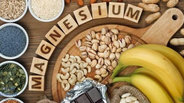 أطعمة غنية بعنصر المغنيسيوم