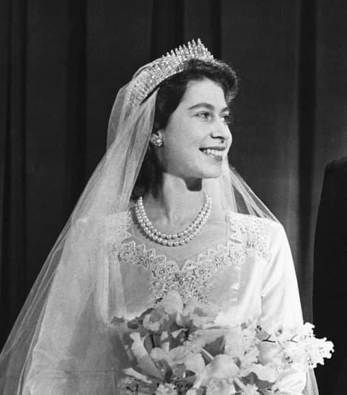 تابج الملكة اليزابيث