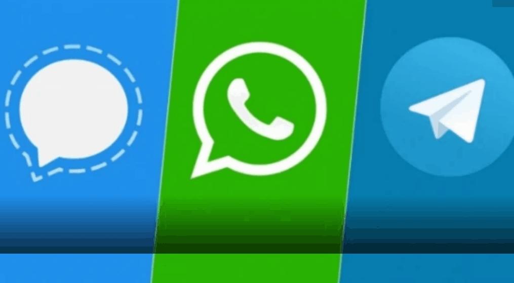 مقارنة بين الواتساب ووسائل التواصل الاخرى