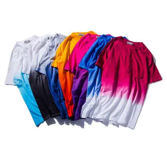 صبغ الملابس بألوان طبيعية