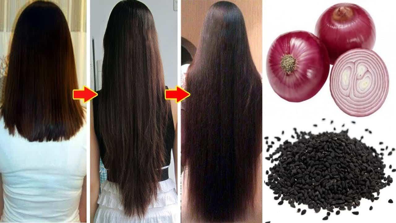 طريقة لتطويل الشعر في اسبوع