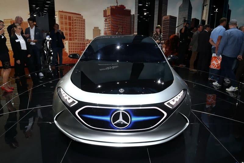 سيارات مرسيدس الجديدة