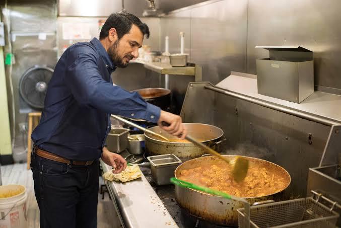 مطعم سكينة حلال