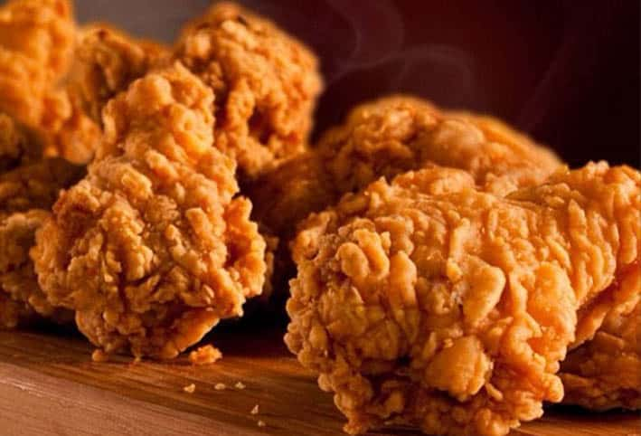 دجاج الكنتاكي