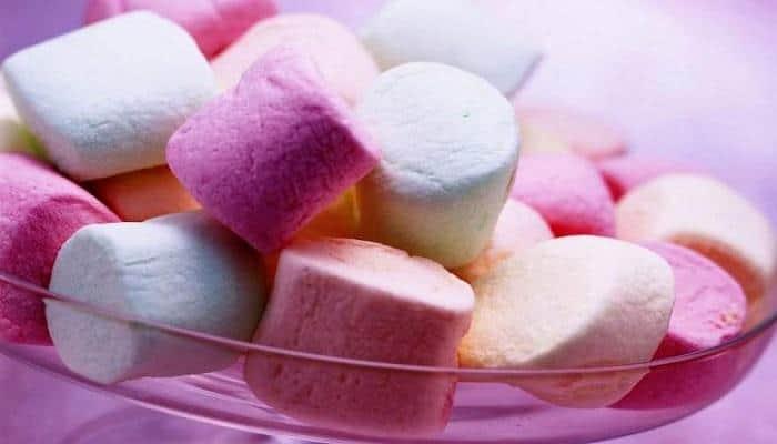 حلوى المارشميلو