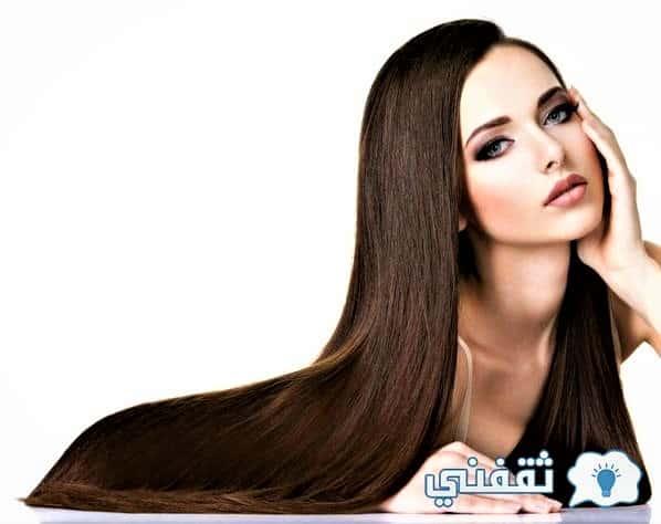 أقوى ماسك طبيعي لتطويل الشعر