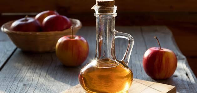 تحضير خل التفاح المنزلي