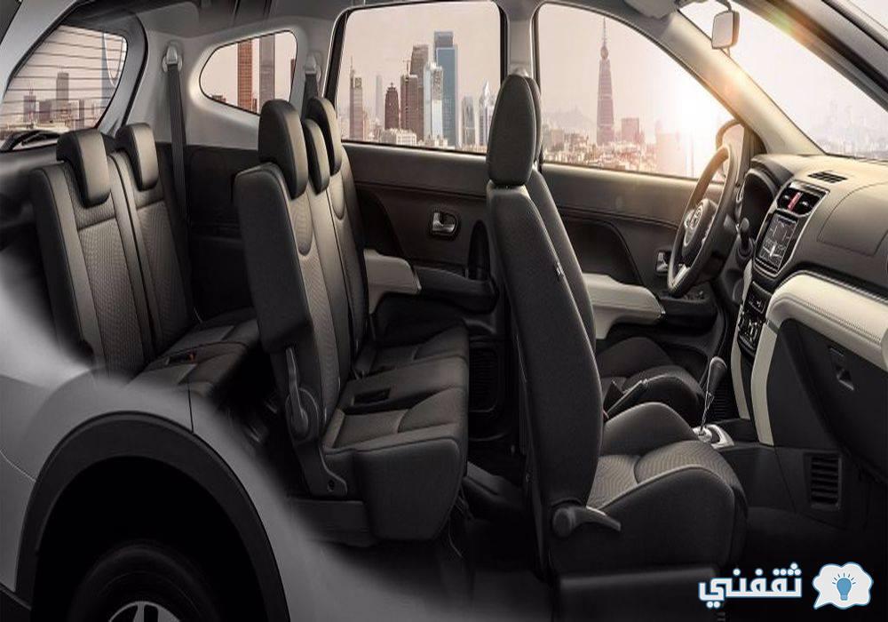 مواصفات سيارة تويوتا راش الحديثة الفخمة ذات المواصفات المبهرة واسعارها في بعض الدول