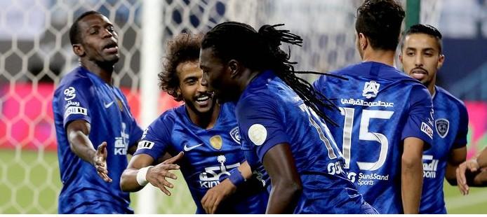 ملخص مباراة الهلال والفيصلي في الدوري السعودي