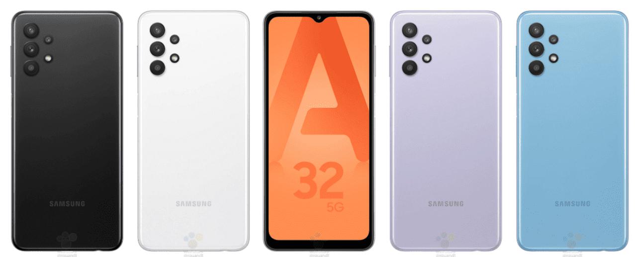 Samsung Galaxy A32 سعر ومواصفات الهاتف الجديد من شركة سامسونج ثقفني
