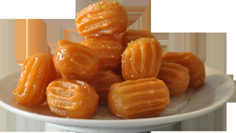 طريقة عمل بلح الشام بدون بيض بطعم رائع مثل المحلات وبأقل ...