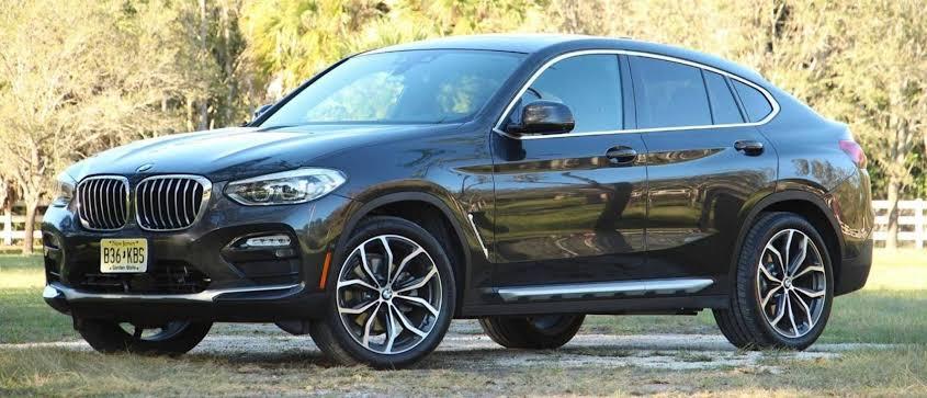 سعر سيارة BMW x4 بالسعودية
