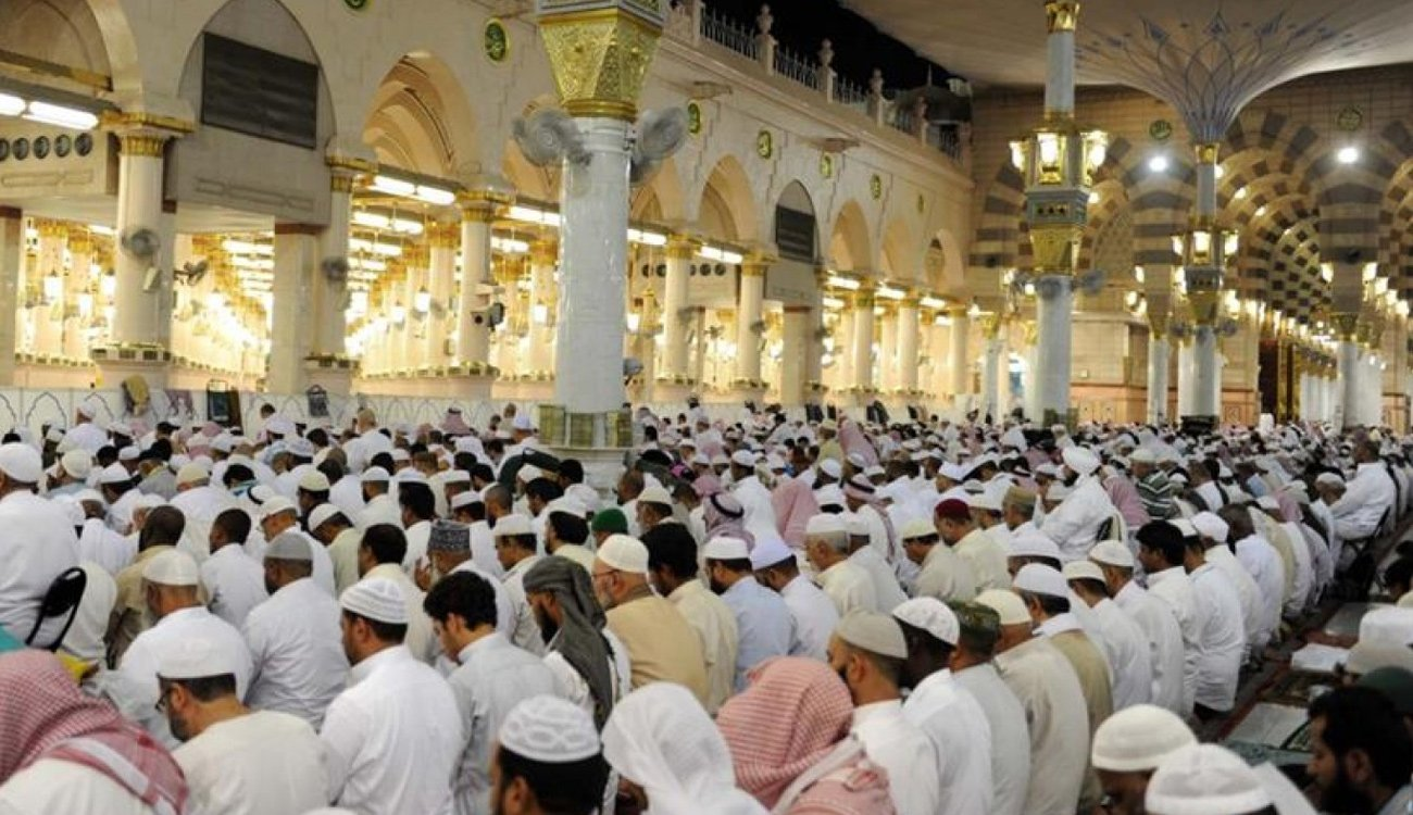 موعد صلاة التراويح في الرياض