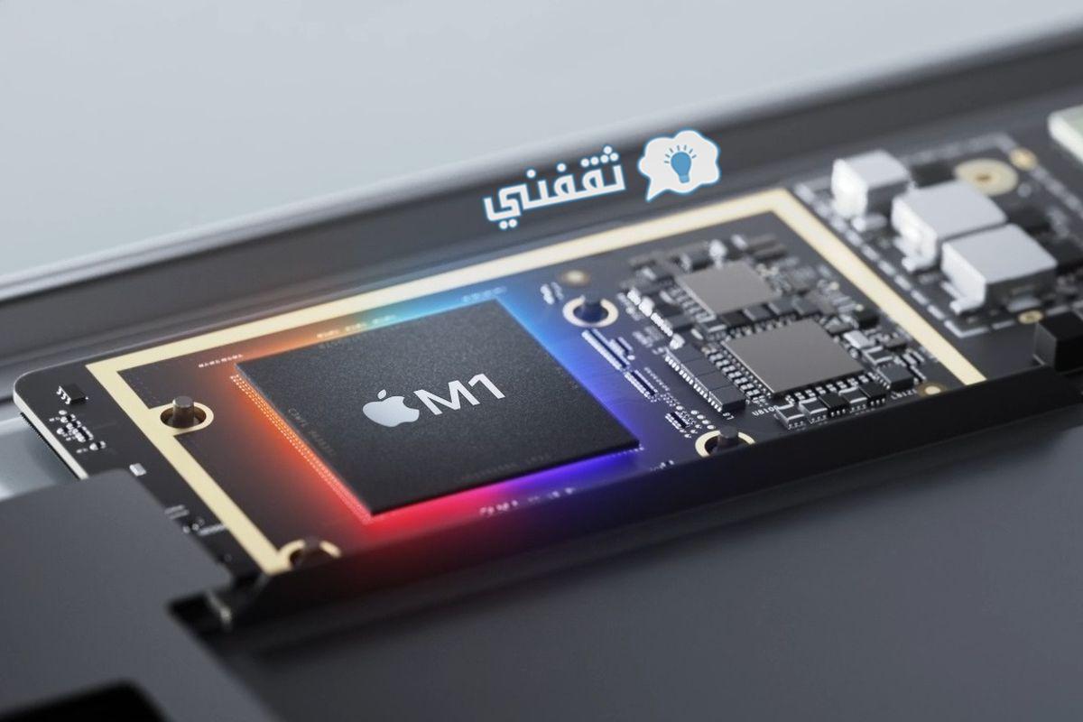معالج M1 في iMac 2021
