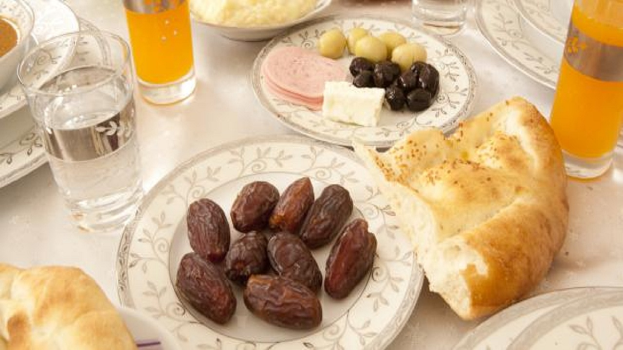 نصائح لإلى خسارة الوزن في رمضان