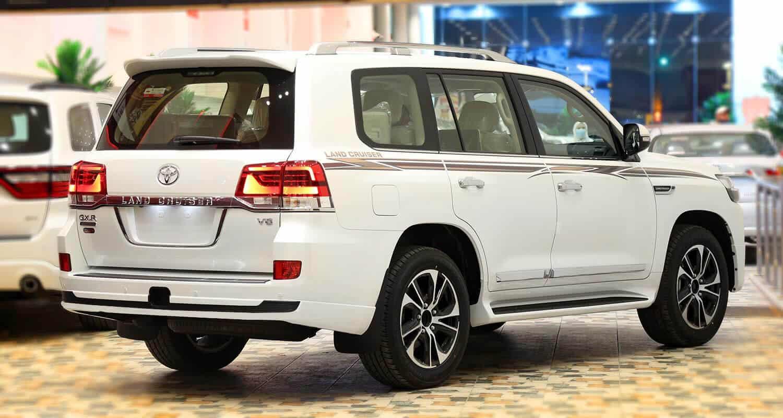 عروض تقسيط سيارة تويوتا لاندكروزر ديزل 2021 من بنك الراجحي والبنك الأهلي