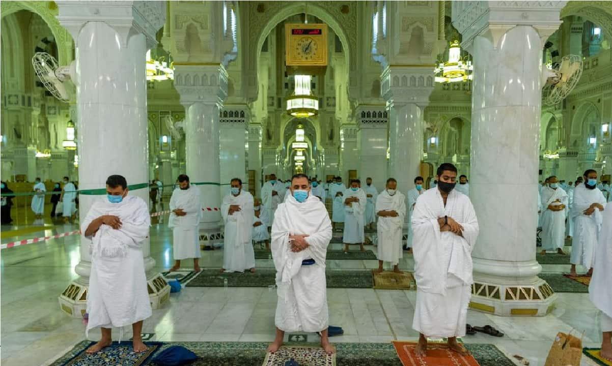 وقت صلاة عيد الفطر في الرياض 1442 وباقي المدن السعودية اليوم