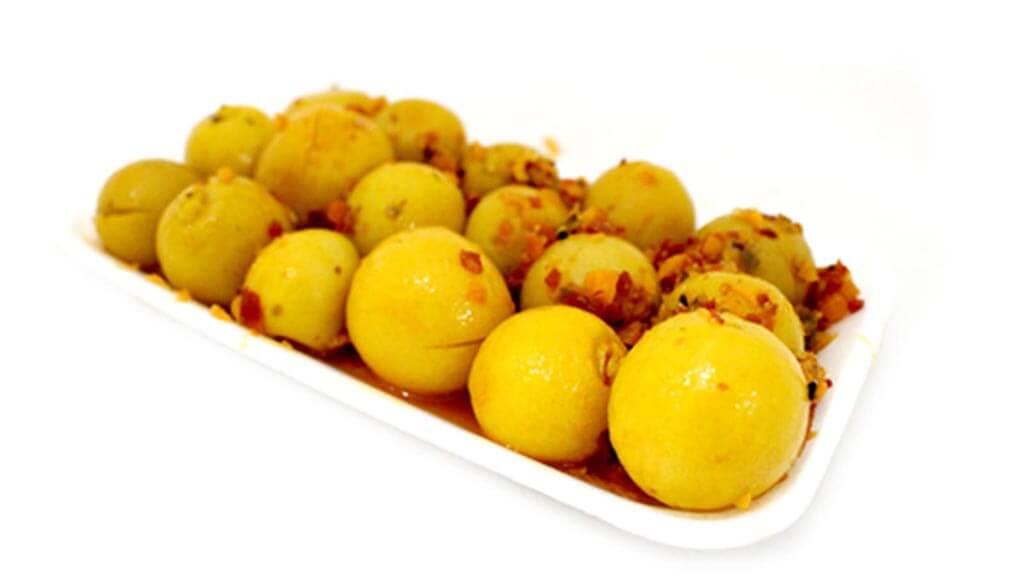 طريقة عمل مخلل الليمون المعصفر اللذيذ في المنزل بكل سهولة وبدون تكلفة
