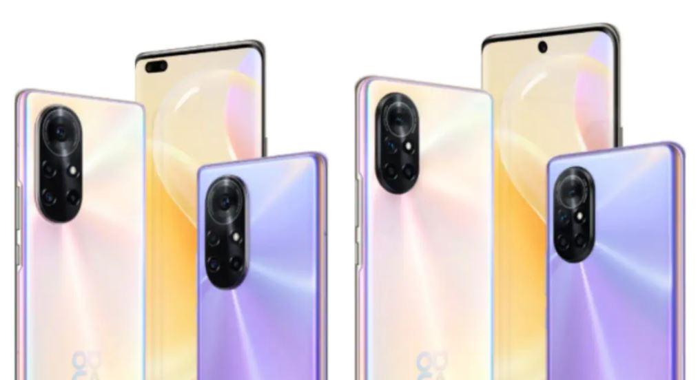 سعر ومواصفات Huawei Nova 8 الداعم لشبكة الـ 5G - ثقفني