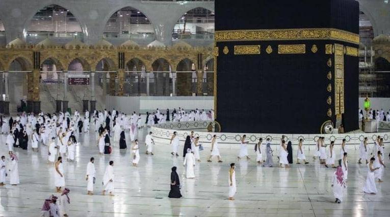 مظاهر حج بيت الله الحرام قبل حلول موعد عيد الأضحى المبارك 2021