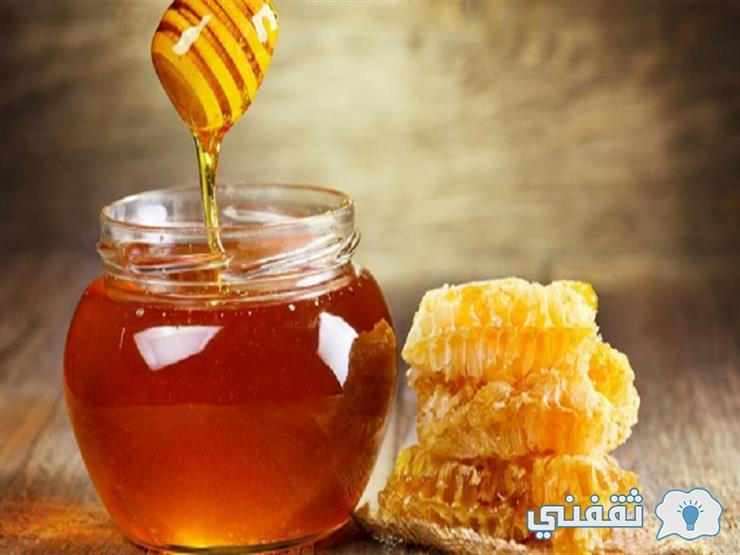 العسل الأبيض