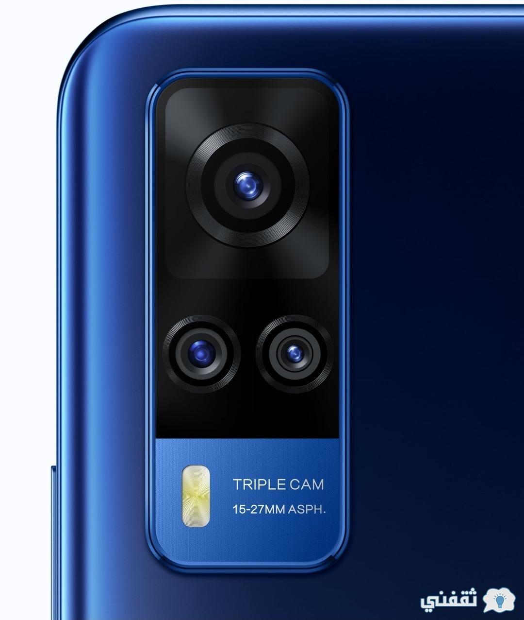 كاميرات هاتف Vivo Y51