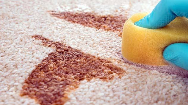 وصفة لتنظيف السجاد بدون غسيل في اسرع وقت بدون مجهود