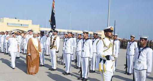 التسجيل فى البحرية السلطانية العمانية 2021 بالشروط ورابط التقديم