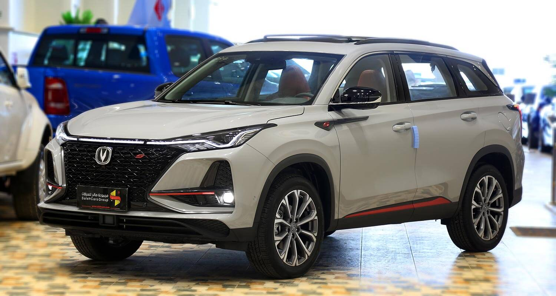عروض تقسيط سيارة شانجان Alsvin بدون مقدم موديل 2022 لمدة 60 شهر1