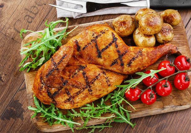 وصفات جديدة لعمل تتبيلة دجاج للشوي في الفرن وعلي الفحم في 5 دقائق فقط