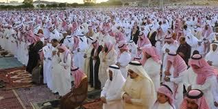 موعد صلاة عيد الأضحى في السعودية 1442
