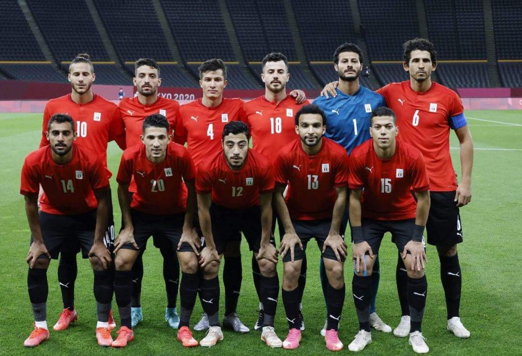 قائمة منتخب مصر الأولمبي أمام البرازيل في ربع نهائي دورة أولمبياد طوكيو 2020