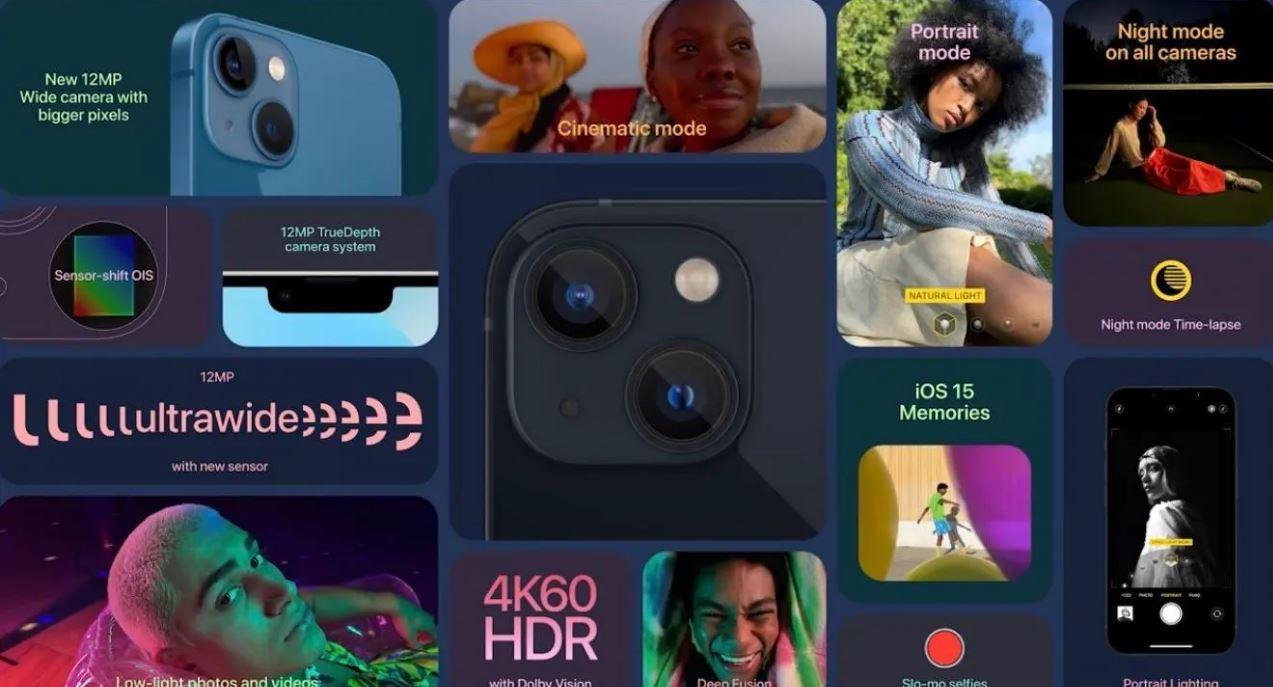 أسعار أيفون 13 الجديد iPhone 13 و iPhone 13 Pro Maxومواصفات الشاشة Super Retina XDR والألوان والميزات الإضافية