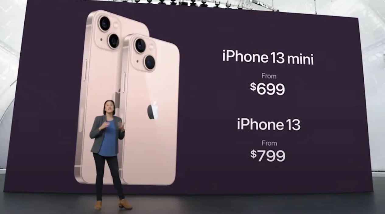 أسعار أيفون 13 ميني