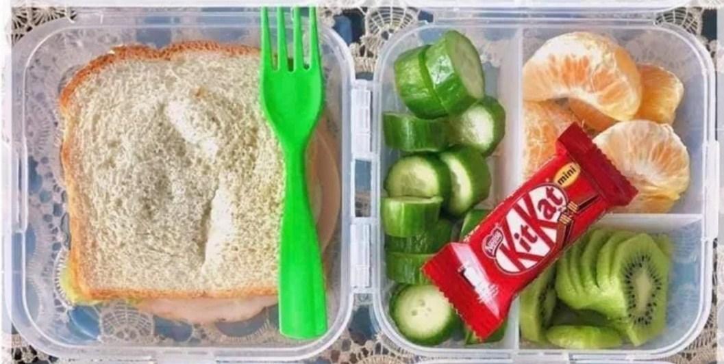أفكار لانش بوكس launch box سهلة وصحية للأطفال في المدرسة