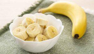 فوائد تناول الموز