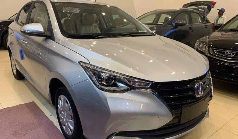 بدون تحويل راتب من بنك الراجحي عرض تقسيط سيارة شانجان Alsvin لمدة 60 شهر