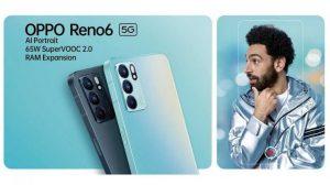 مواصفات هاتف Oppo Reno 6 5G