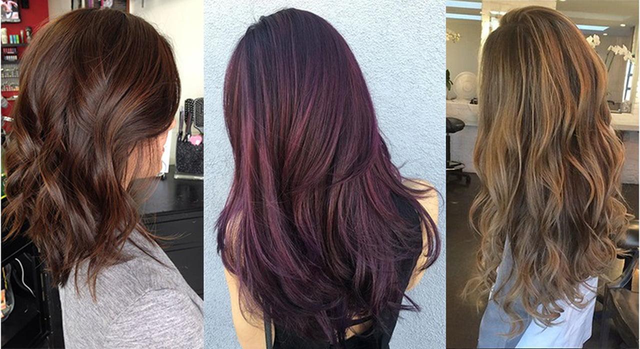 طريقة صبغ الشعر طبيعيا كل الألوان في البيت بدون الذهاب الي مراكز التجميل