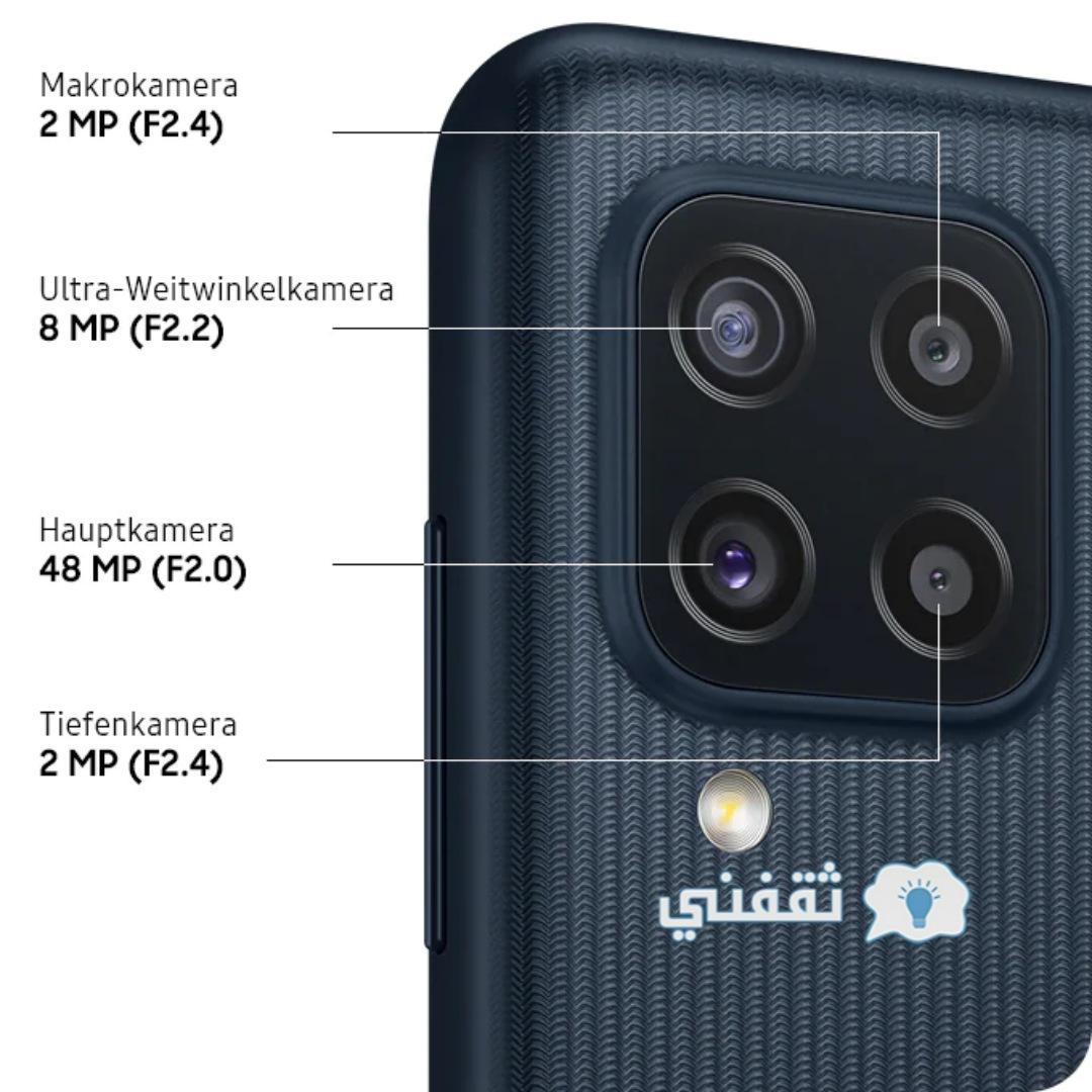كاميرات هاتف Samsung M22