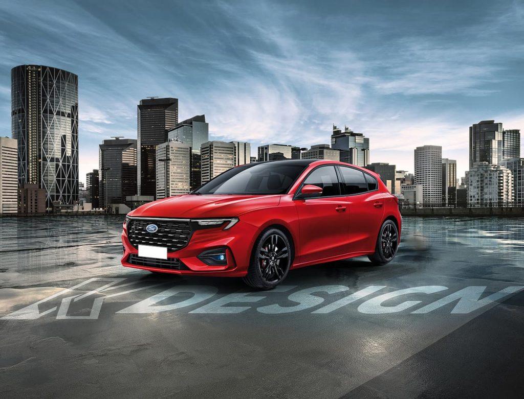 سعر سيارة  Ford Focus 2022 الجديدة